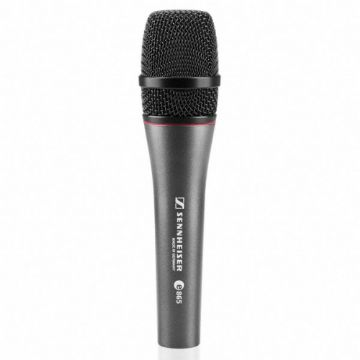 Sennheiser e865S Condenser Microphone with Switch